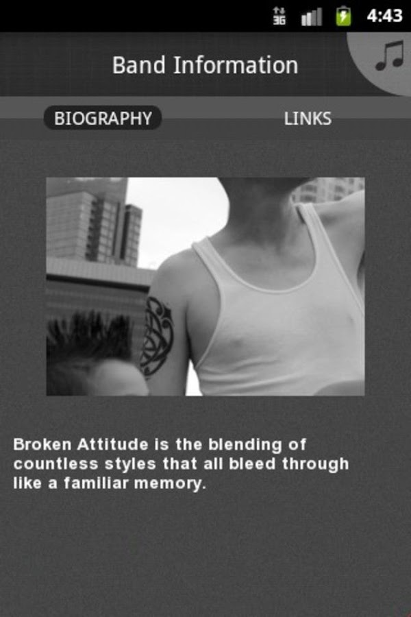 Broken Attitude - screenshot