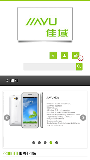 Jiayu Smartphone