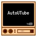 AutoUTube for Android logo