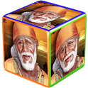 Sai Baba Cube Live WallPaper icon