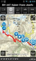 Screenshot of Alpe Adria Trail