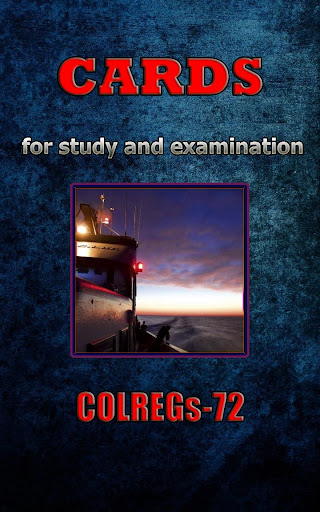 COLREGs 72 exam