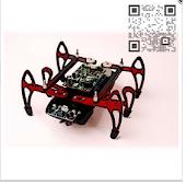BT Hexapod Robot Controller