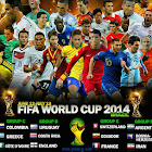 Lịch World Cup 2014 Brazil icon