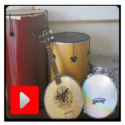 Videos de Música Pagode LOGO-APP點子