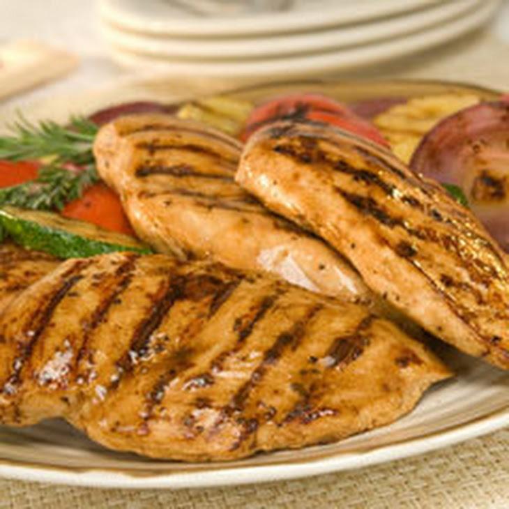 Balsamic Chicken & Vegetables Recipe