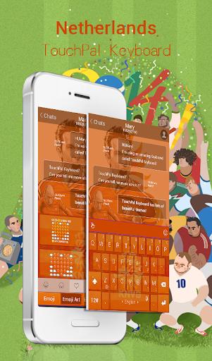NetherlandsFIFA Theme TouchPal