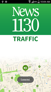 News1130 Vancouver Traffic - screenshot thumbnail