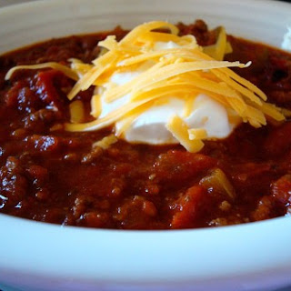 Sweet Heat Louisiana Chili