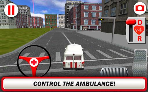 UAZ: Crazy Ambulance