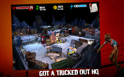 Zombie HQ Screenshot 4