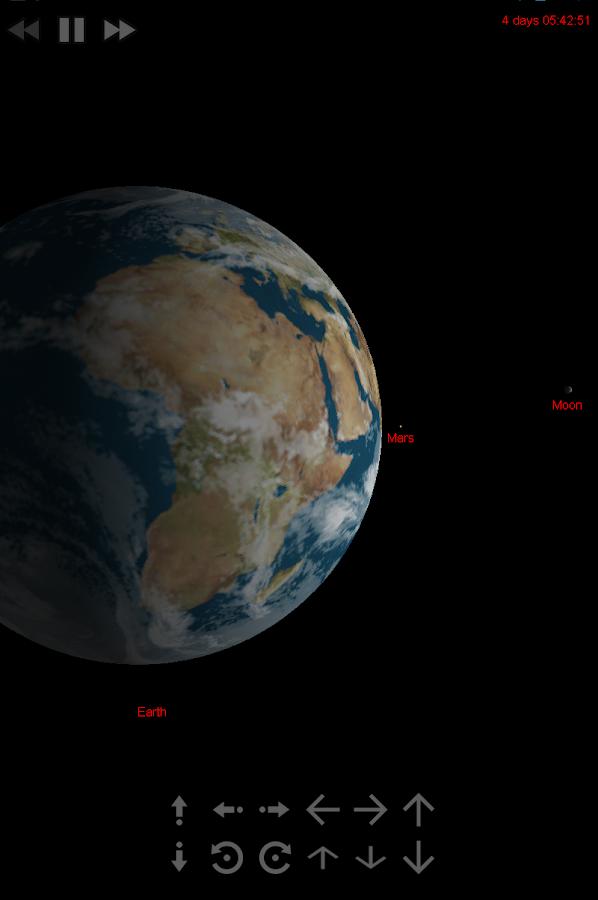 solar system maps simulations - photo #21