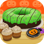Baker Business 2: Cake Tycoon - Halloween Free