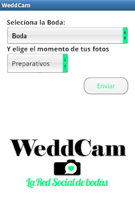 WeddCam- screenshot thumbnail