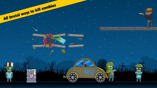玩街機App|I Shoot Zombies Premium免費|APP試玩
