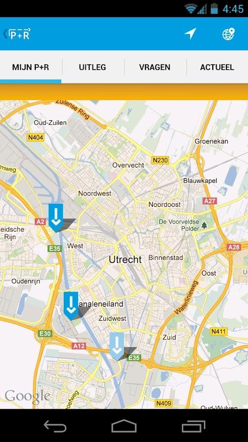 Slim Utrecht In- screenshot