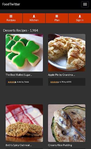 Cake Allrecipes Dessert Recipe
