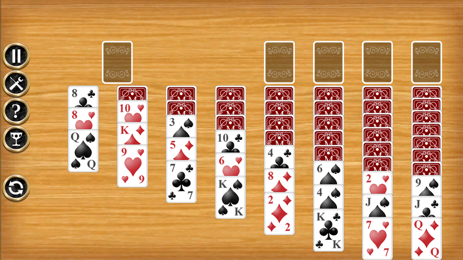 how to play different solitaire games