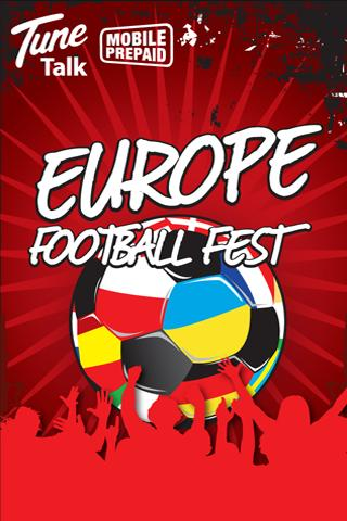Tune Talk Europe Football Fest - screenshot