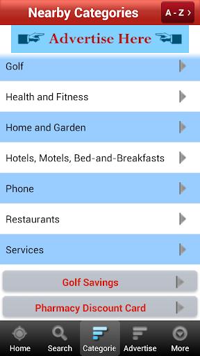 【免費購物App】hCard Discounts-APP點子