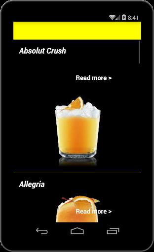 玩免費生活APP|下載Cocktail Recipes FREE app不用錢|硬是要APP