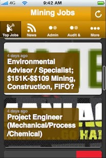 Mining Jobs - screenshot thumbnail