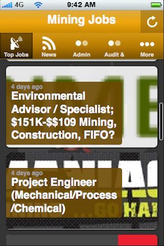 Mining Jobs- screenshot