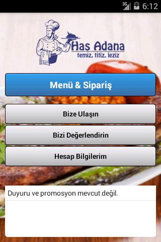 玩生活App|Has Adana Kebap & Pide免費|APP試玩