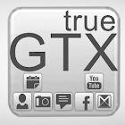 True GTX GO Launcher EX Theme icon