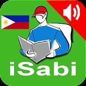 iSabi™ Tagalog