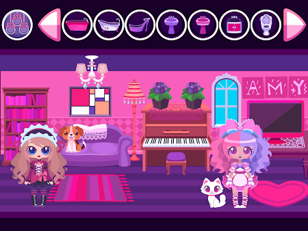 My Doll House - Make & Design 1.1.9 screenshot 100337