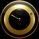 SANTIGOLD Clock Widget icon