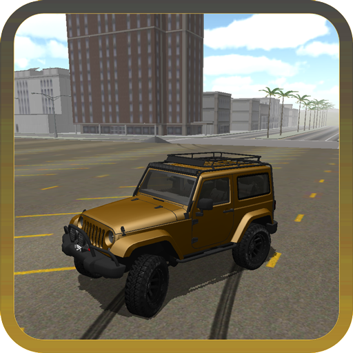 Extreme Offroad Simulator 3D LOGO-APP點子