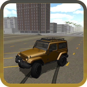 Extreme Offroad Simulator 3D for PC and MAC