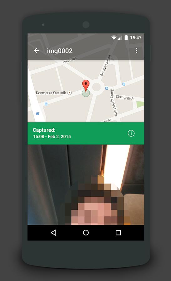 CrookCatcher - Anti Theft - screenshot