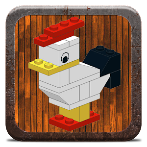 Brick Easter examples for PC and MAC