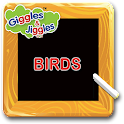 Birds and Insects for LKG Kids