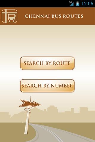 Chennai Bus Route