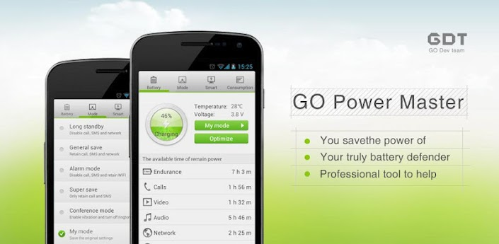 GO Power Master apk