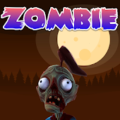 Zombie Night Run FREE