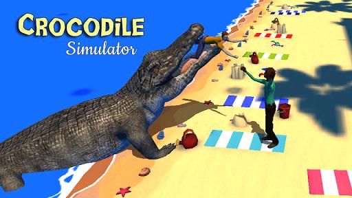 Crocodile Simulator Pro