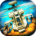 CHAOS Combat Helicopter 3D icon