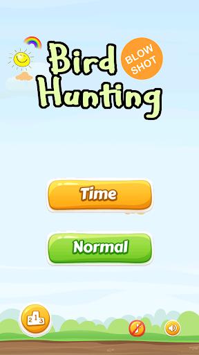 Blow Shot - Bird Hunting