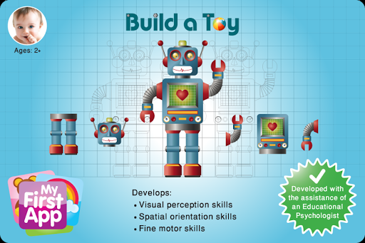 Build a Toy 1