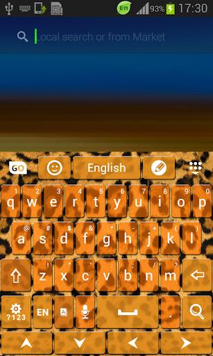 猎豹键盘皮肤