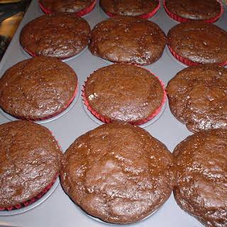 Chocolate Muffins.