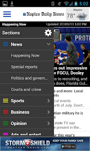 Naples Daily News - screenshot thumbnail