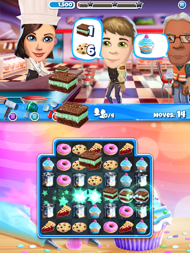 Crazy Kitchen: Match 3 Puzzles  screenshots 18