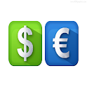Dollar to Euro Converter icon