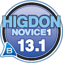 Hal Higdon's 1/2 Marathon – N1 logo